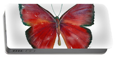 16 Mesene Rubella Butterfly Portable Battery Charger