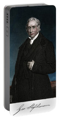 1800s George Stephenson English Civil Portable Battery Charger