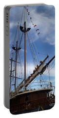 1812 Tall Ships Peacemaker Portable Battery Charger