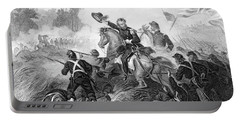 1860s August 1861 Battle Of Wilsons Portable Battery Charger