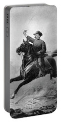 1860s Painting Sheridans Ride By T Portable Battery Charger