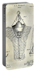 1878 Buoy Patent Drawing Portable Battery Charger