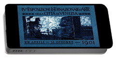 1901 Venice International Arts Exposition Portable Battery Charger