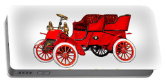 1902 Cadillac Model A Runabout Portable Battery Charger
