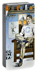 1902 - Columbia University Sports Poster - Color Portable Battery Charger