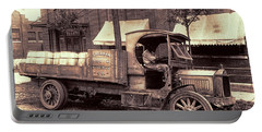 1919 Packard Work Truck Portable Battery Charger
