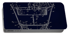 1922 Baby Carriage Patent Art Blueprint Portable Battery Charger by Lesa Fine