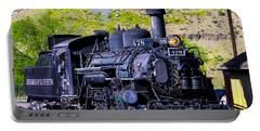 1923 Vintage  Railroad Train Locomotive  Portable Battery Charger