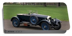 1924 Bentley 3.0 Litre Boat Tail Portable Battery Charger