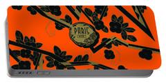 1925 Art Deco Paris France Perfume  Portable Battery Charger