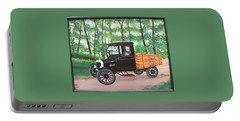 1925 Model T Ford Portable Battery Charger