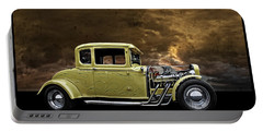 1930 Ford Coupe Portable Battery Charger