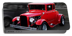 1930 Ford Model A Coupe Portable Battery Charger