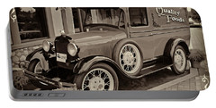 1930 Ford Panel Truck Portable Battery Charger