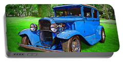 1930 Ford Portable Battery Charger