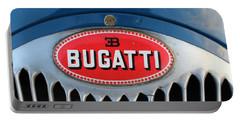 1930's Ettore Bugatti Portable Battery Charger