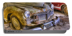 1930s Mercury With Lantern On Bumper Portable Battery Charger