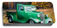 1934 Chev Pickup Portable Battery Charger