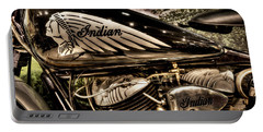 1934 Indian Chief Portable Battery Charger