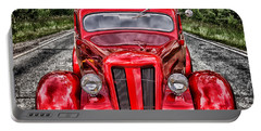1935 Ford Window Coupe Portable Battery Charger