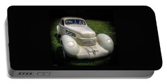 1936 Cord Automobile Portable Battery Charger