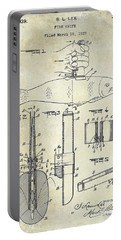 1937 Fishing Knife Patent Portable Battery Charger