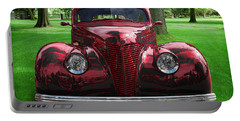 1938 Ford Coupe Portable Battery Charger