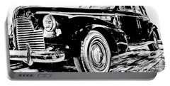 1940 Buick Century Portable Battery Charger