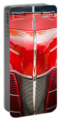 1940 Ford Deluxe Coupe Grille Portable Battery Charger