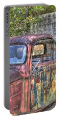 1940s Pickup Truck 2 Portable Battery Charger