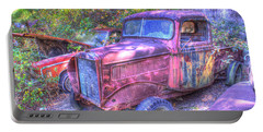 1940s Pickup Truck Portable Battery Charger
