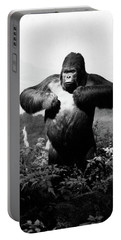 1940s Stuffed Gorilla Gorilla Gorilla Portable Battery Charger