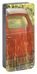Portable Battery Charger featuring the photograph 1941 International Truck by E Faithe Lester