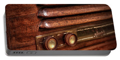 1948 Mantola Radio Portable Battery Charger