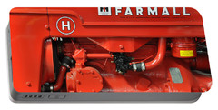 1949 Farmall Tractor Portable Battery Charger