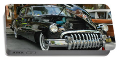 1950 Buick 2 Portable Battery Charger by Victor Montgomery
