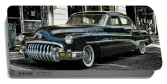 1950 Buick Portable Battery Charger by Victor Montgomery