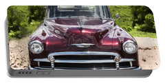 1950 Chevrolet Beauty Portable Battery Charger