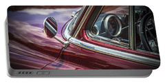 1950 Chevrolet Side View Mirror Portable Battery Charger