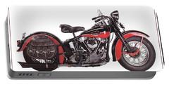 1952 Harley Davidson Portable Battery Charger