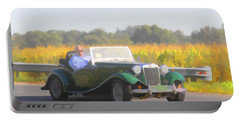 1953 Mg Td Portable Battery Charger