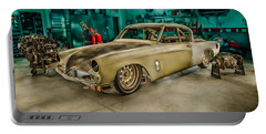 1953 Studebaker Hawk Portable Battery Charger by Yo Pedro