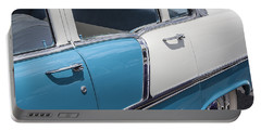 1955 Chevrolet 4 Door Portable Battery Charger