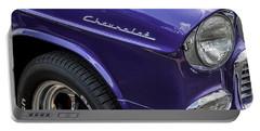 1955 Chevrolet Purple Monster Portable Battery Charger