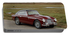 1956 Aston Martin Db 24 Mk II, 3.0 Portable Battery Charger