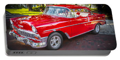 1956 Chevrolet 210 Bel Air Portable Battery Charger