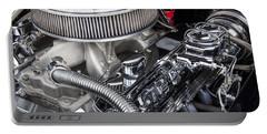 1957 Chevrolet Bel Air Big Block Portable Battery Charger