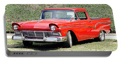 1957 Ford Ranchero Portable Battery Charger