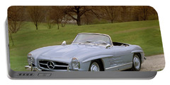 1957 Mercedes Benz 300sl 3.0 Litre Portable Battery Charger