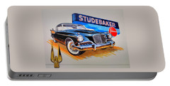 1957 Studebaker Golden Hawk Portable Battery Charger